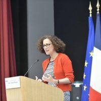 Emmanuelle Wargon, secrétaire d'État au ministère de la Transition écologique