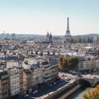 Des immeubles du 7e arrondissement de Paris, près de la Tour Eiffel
