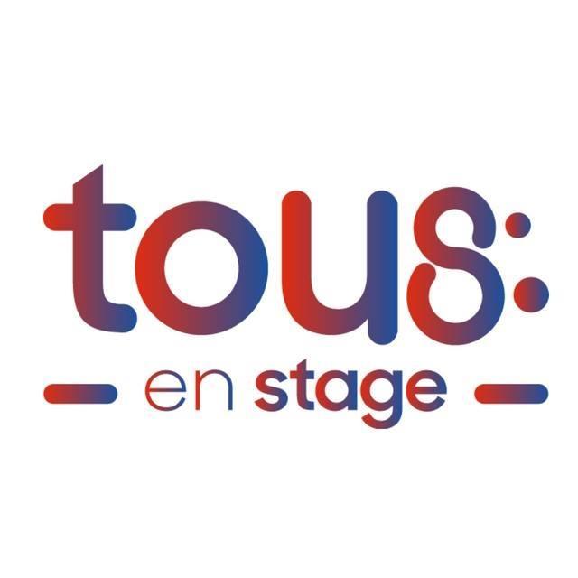 Logo de l'association Tous en stage.