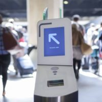 A la Gare de Montparnasse (Photo SNCF).