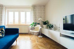 Photo d'un appartement.