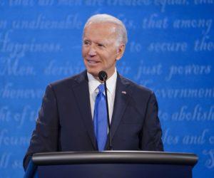 Joe Biden, candidat démocrate à l'élection présidentielle aux Etats Unis.